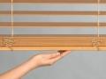 Jaluzele orizontale lemn bambus 5